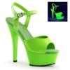 KISS-209UV Neon Gren Patent